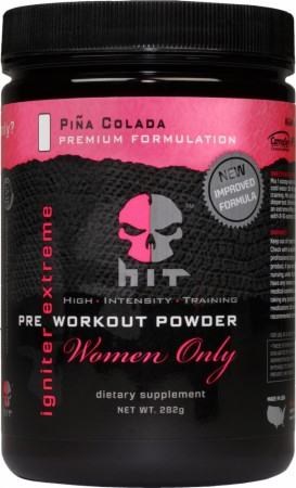 Hit Igniter Extreme Women Pre Workout