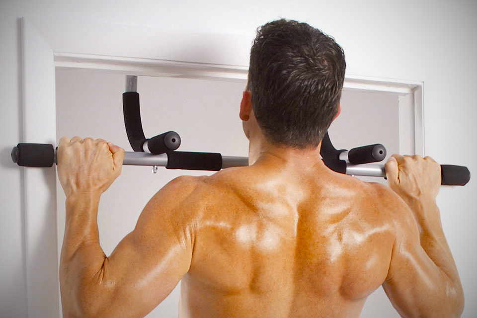 door frame pull up bar exercises 2