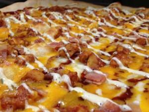 rauchig und die Bandit-Pizza