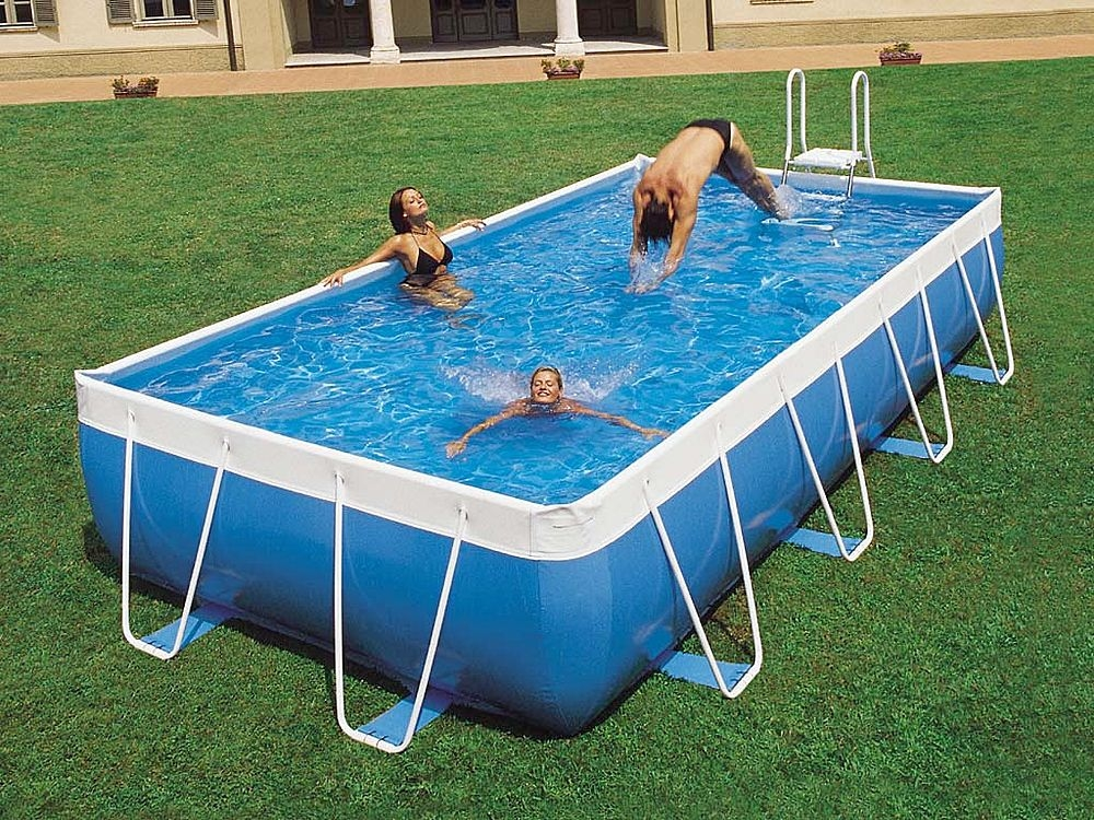 5 best above ground pools 2018 exercise leisure and - Images of above ground pools ...