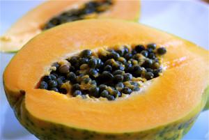 papaya seed enzymes